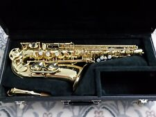 Selmer Model AS210 Eb Alto Sax Made in USA Elkhart Excellent New Like Condition