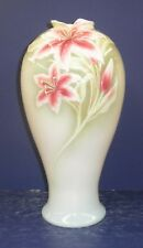 New in Box- Franz Pink Lily Vase- Xp1820