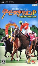 Used PSP Derby Stallion P  Japan Import ((Free shipping))
