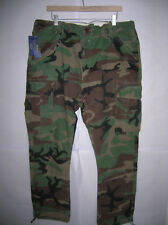 new Polo Ralph Lauren military camo field cargo pants vintage army BDU fatigues