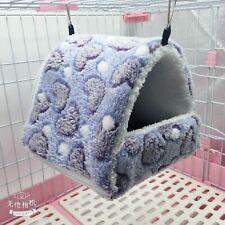 Hammock Nest Ferret Rabbit Guinea Pig Rat Hamster Mice Bed Toy Warmer House 1 Pc