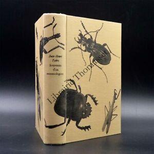 Souvenirs d'un entomologiste par Jean Henri Fabre