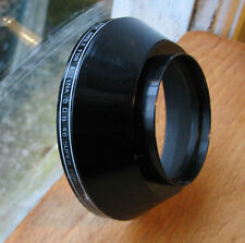 48mm 48.5mm push on wide angle lens hood shade 81 x 29