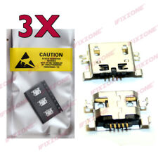 3 X New Alcatel One Touch Pop Astro 5042T Star 5022D Micro USB Charging Port USA