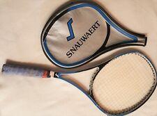 New listing SNAUWAERT Ergonom Graphite Tennis Racquet with Cover