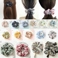Fashion Women's Elastic Hair Rope Ring Tie Scrunchie Ponytail Holder Hair Band
