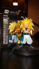 Dragonball Z High Quality DX HQDX HQ DX Vol. Volume Movie Super Saiyan 3 Gotenks