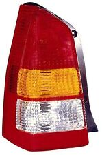 Tail Light Unit Left/Driver Side Fits 2001-2004 Mazda Tribute