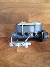 "Chevelle Camaro 1 1/8"" bore master cylinder w/4 wheel disc proportioning valve"