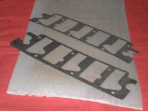 PORSCHE (2) INTAKE VALVE COVER GASKETS, 914/6, 911, 911 TURBO, 930, 964