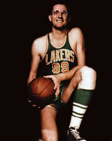Minneapolis Lakers Center GEORGE MIKAN Glossy 8x10 Photo Basketball Print Poster