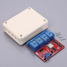 DC 5V 4-Channel Wifi Control Relay Switch Module For Smart Home Remote Control