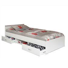 Einzelbett mit bettkasten  Betten mit Bettkasten in weiße Farbe | eBay