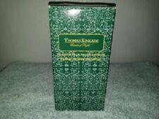 "Thomas Kinkade Light Of Peace Lighthouse 2004 Porcelain Lighted 8"", New Nice Box"
