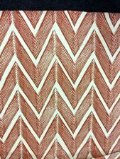 ZIG ZAG FABRIC BORDERLINE