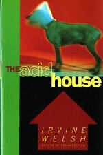 The Acid House, Welsh, Irvine, 0393312801, Book, Acceptable