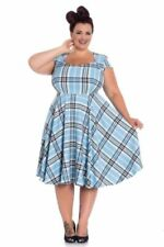 Retro Dresses for Women with Cap Sleeve