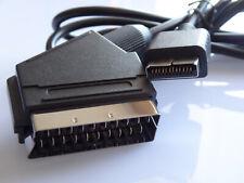 Scart Kabel TV AV für Playstation Konsolen PS1 PS2 PS3