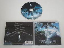 STRATOVARIUS/POLARIS(EAR MUSIC 0196732ERE) CD ÁLBUM