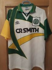 *MINT* GLASGOW CELTIC 1994-1995 UMBRO AWAY SHIRT - SIZE LARGE - MINT CONDITION