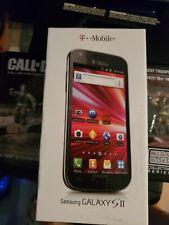 Samsung SGH-T989 Galaxy S II 16GB T-Mobile Smartphone Black BRAND NEW SEALED