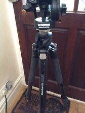 Manfrotto 055XPROB Tripod + 128RC Head