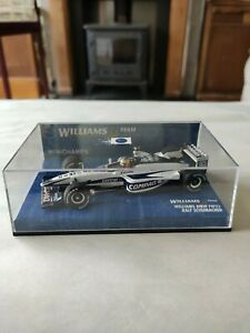 Minichamps F1 1/43 WILLIAMS BMW FW22 RALF SCHUMACHER