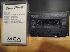 RARE PROMO MCA Canada CASSETTE TAPE Dudley Moore 4x VOIVOD Angel Rat Nymphs rock