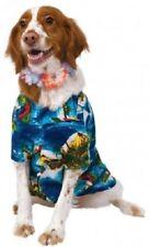 Vestiti e scarpe camicia blu senza marca per cani
