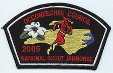 JSP - OCCONEECHEE COUNCIL - 2005 NATIONAL JAMBOREE - RED BIRD - OVERSIZE