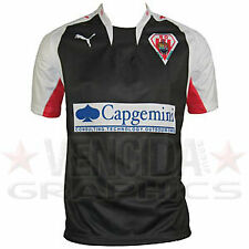 More details for puma biarritz change rugby shirt [black]