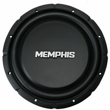 "MEMPHIS SRXS1240 12"" 500W SINGLE 4-OHM SHALLOW THIN SUBWOOFER BASS SPEAKER *NEW"