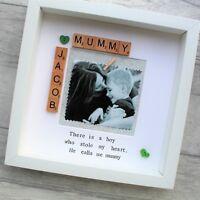 BIRTHDAY Grandad Dad Daddy Daughter Son Gift present Frame personalised HANDMADE