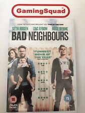 Bad Neighbours DVD, Supplied by Gaming Squad Ltd