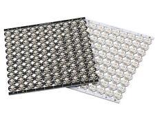 100pcs LED 5050 RGB Pixelboard WS2812B auf Mini-Platine mit Anschluss-Pads 5V