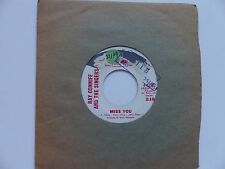 RAY CONNIFF AND THE SINGERS Miss you / hapiness PROMO 4-43352 RTL