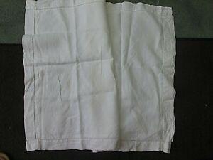 Antique/ Vintage Pillowcase~Linen.