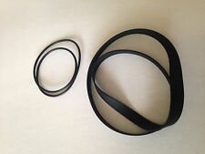 *New 2 Belt Set* Roberts 710 720 720A Reel to Reel Player