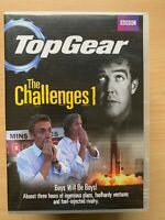 Top Gear The Challenges 1 DVD Supercar Car Enthusiast Documentary