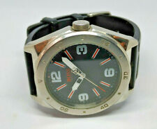 Mens Hugo Boss Large Chunky Stainless Steel Black Dial Watch HB.192.1.14.2548