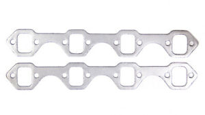 REMFLEX EXHAUST GASKETS Exhaust Gaskets SBF Square Port 1-1/4x1-5/8 P/N - 3028