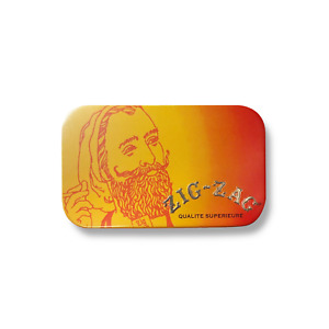 Zig-Zag Rolling Papers Tin Box