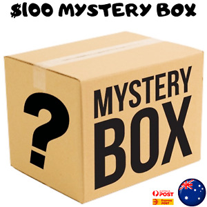 $100 Mystery Adult Man Gift Box for Set of Assorted Lucky Dip Random Products AU