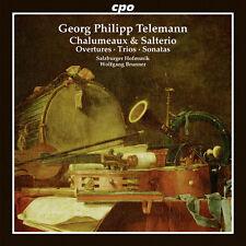 Telemann / Hofmusik - Telemann: Chalumeaux & Salterio [New CD]