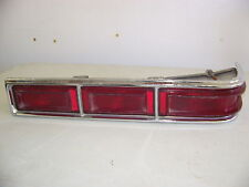 1966 CHEVROLET IMPALA RH TAILLIGHT OEM #5957716