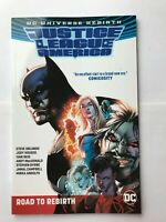 Justice League of America: The Road to Rebirth - DC Comics Graphic Novel TPB