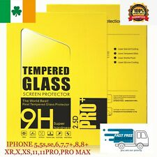 iPhone XR,11 Glass Screen Protector Tempered glass