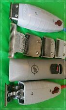 PROFESSIONAL TRIO  BGRC WITH 4 BLADES & 2 CUSTOM   TRIMMERS   ( #WS-007)