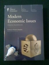 Modern Economic Issues DVD NEW - Great Courses / Teaching Company