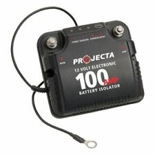 Projecta 12V 100A Electronic Isolator DUAL BATTERY ISOLATOR 4WD - DBC100